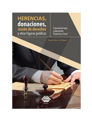 Herencias, Donaciones, Cesión de Derechos y otras Figuras Jurídicas 2020 (TAX)