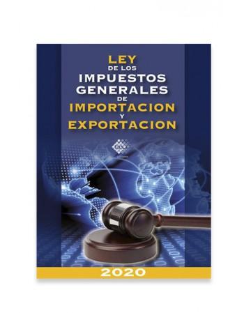 Ley de los Impuestos Generales de Importación y Exportación 2020 (TAX)