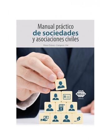 Manual Práctico de Sociedades y Asociaciones Civiles 2020 (TAX)
