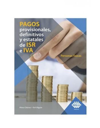 Pagos Provisionales Personas Físicas 2020 (TAX)