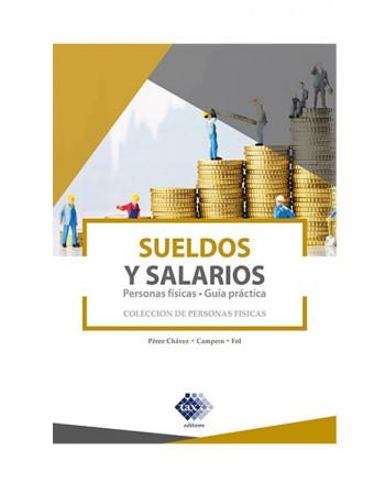 Sueldos y Salarios. Personas Físicas 2020 (TAX)