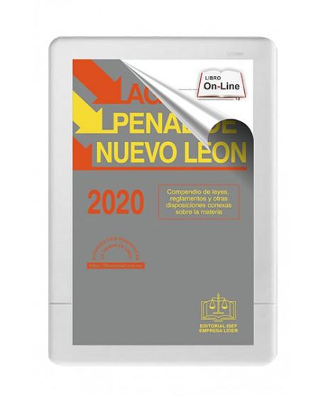 SWF Agenda Penal de Nuevo León 2020 ONLINE