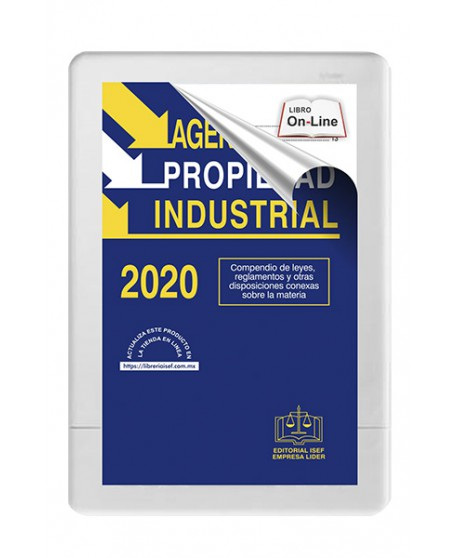 SWF Agenda de la Propiedad Industrial 2020 ONLINE