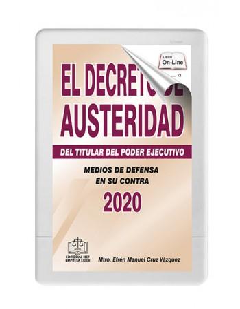 SWF EL DECRETO DE AUSTERIDAD
