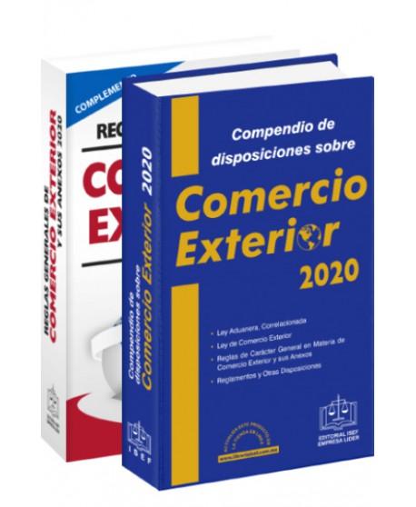 Compendio de Comercio Exterior Económico 2020