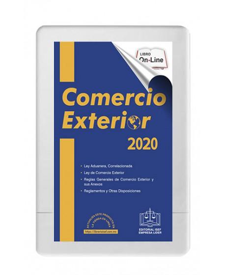SWF COMPENDIO DE COMERCIO EXTERIOR ECONÓMICO 2020