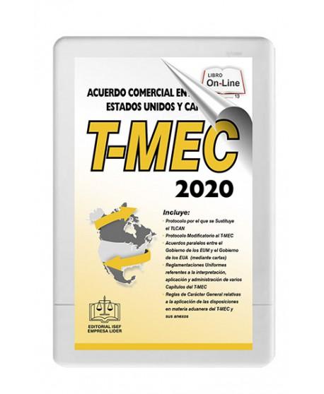 SWF Acuerdo comercial entre México, Estados Unidos y Canadá T-MEC SEGUNDA EDICIÓN ONLINE