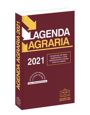 Agenda Agraria 2021 PreVENTA