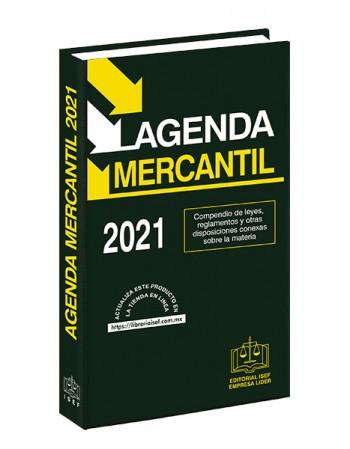 Agenda Mercantil 2021 PreVENTA