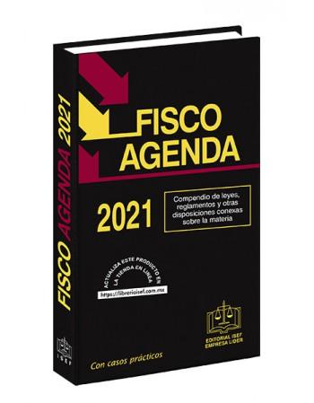 Fisco Agenda 2021 PreVENTA