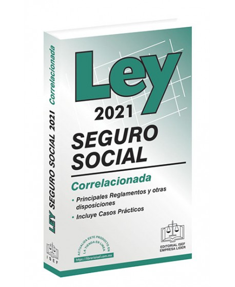 Ley del Seguro Social 2021
