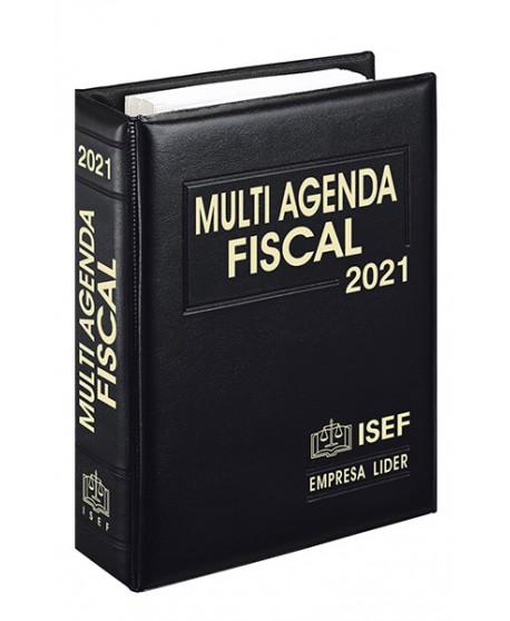 Multi Agenda Fiscal y complemento 2021