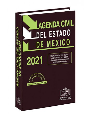Agenda Civil del Estado de...