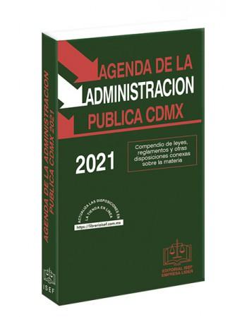 Agenda de la Administración...