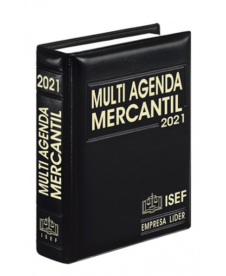 Multi Agenda Mercantil y complemento 2021