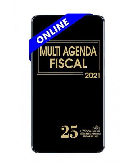 SWF Multi Agenda Fiscal y complemento 2021 ONLINE