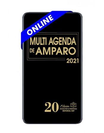 SWF Multi Agenda de Amparo...