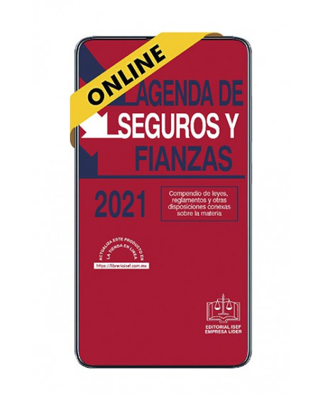 SWF Agenda de Seguros y Fianzas 2021 ONLINE