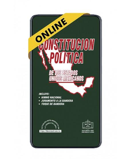 SWF Constitución Política de los Estados Unidos Mexicanos 2021 ONLINE