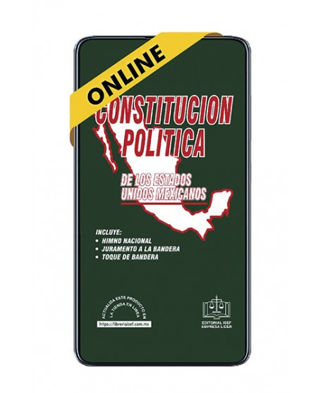 SWF Constitución Política de los Estados Unidos Mexicanos 2021 ULTIMA VERSION ONLINE