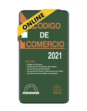 SWF Código de Comercio 2021...