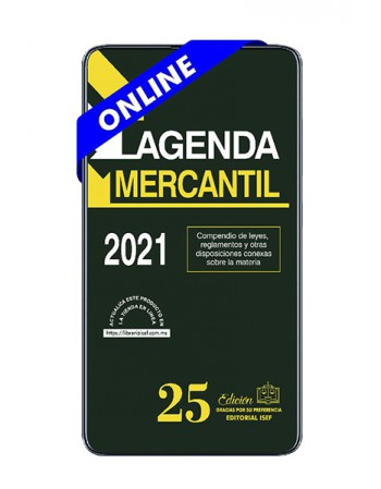 SWF Agenda Mercantil 2021...