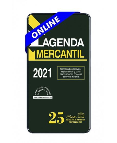 SWF Agenda Mercantil 2021 ONLINE