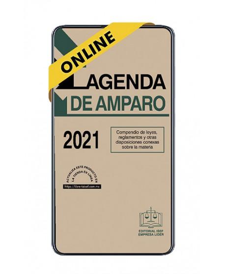 SWF Agenda de Amparo 2021 ULTIMA EDICION ONLINE