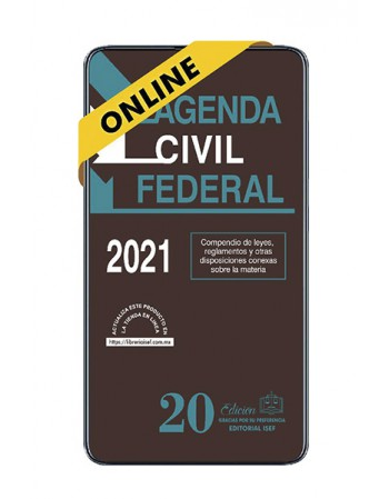 SWF Agenda Civil Federal...