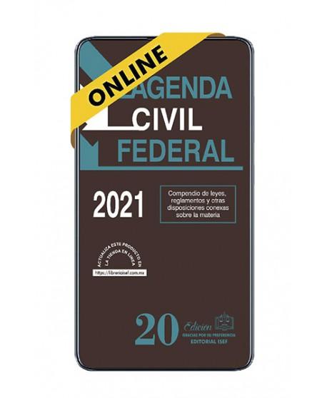 SWF Agenda Civil Federal 2021 ONLINE