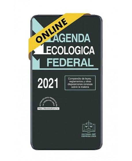 SWF Agenda Ecológica Federal 2021 ONLINE