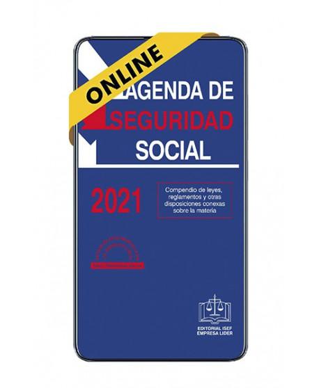 SWF Multi Agenda de Seguridad Social 2021 ULTIMA EDICION ONLINE