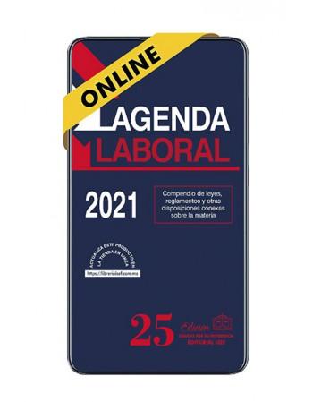 SWF Agenda Laboral 2021 ONLINE