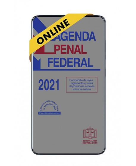SWF Agenda Penal Federal 2021 ULTIMA EDICION ONLINE