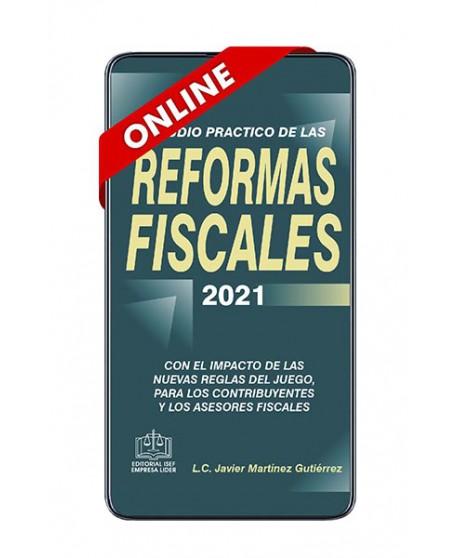 SWF Estudio Práctico de las Reformas Fiscales 2021 ONLINE