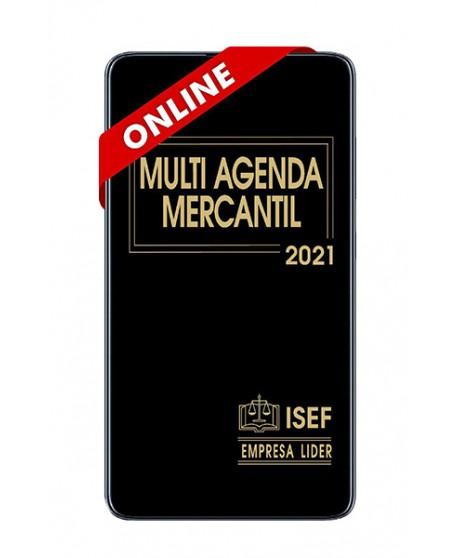 SWF Multi Agenda Mercantil y Complemento 2021 ONLINE