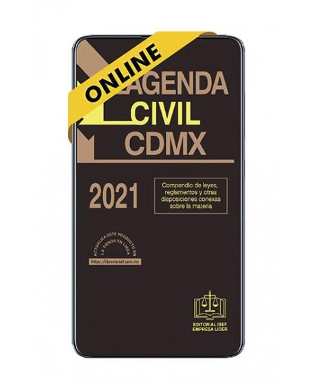 SWF Agenda Civil de la Ciudad de México 2021 ONLINE