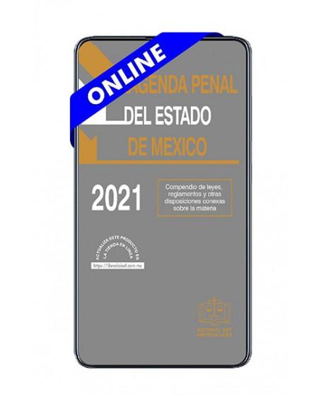 SWF Agenda Penal del Estado de México 2021 ONLINE