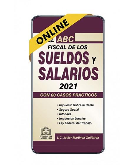 SWF El ABC Fiscal de los Sueldos Y Salarios 2021 ONLINE