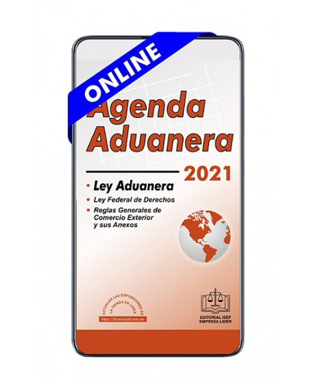 SWF Agenda Aduanera 2021 ONLINE
