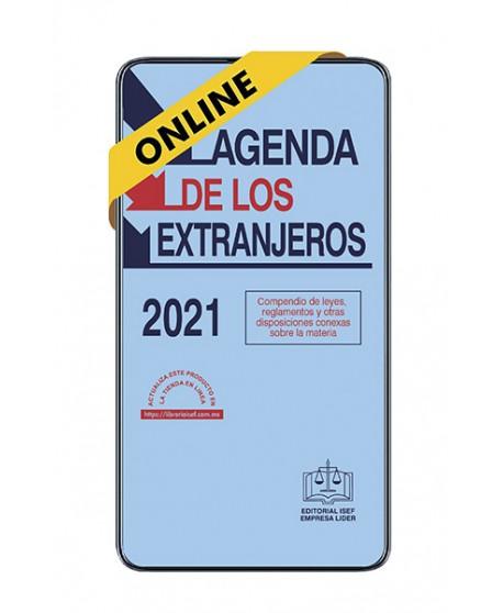 SWF Agenda de los Extranjeros 2021 ONLINE