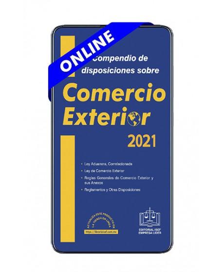 SWF Compendio de Comercio Exterior Económico 2021 ONLINE