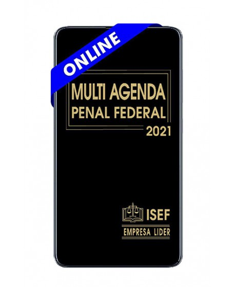 SWF Multi Agenda Penal Federal 2021 ONLINE