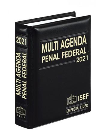 Multi Agenda Penal Federal...