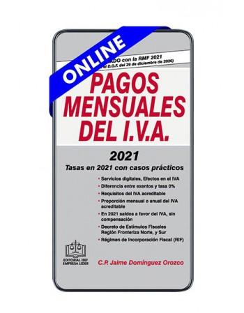 SWF Pagos Mensuales del IVA...