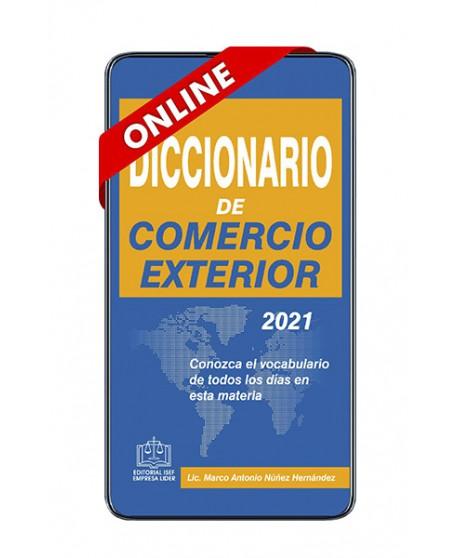 SWF Diccionario de Comercio Exterior 2021 ONLINE