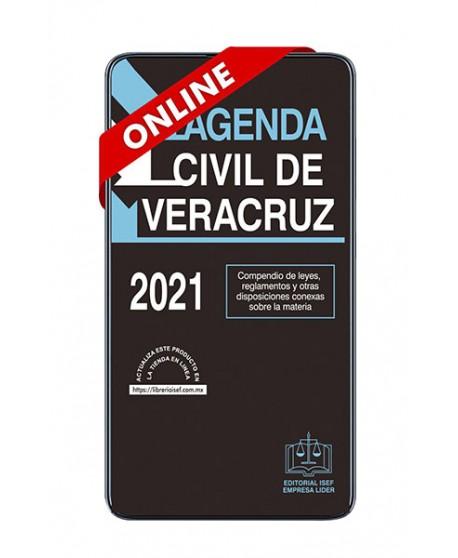 SWF Agenda Civil de Veracruz 2021 ONLINE  ULTIMA EDICION