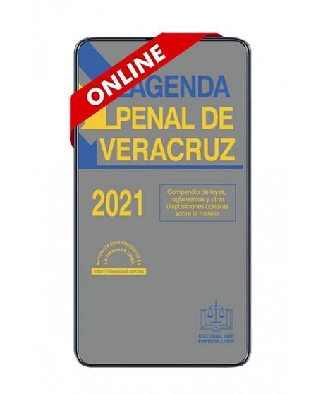 SWF Agenda Penal de Veracruz 2021 ULTIMA EDICION ONLINE