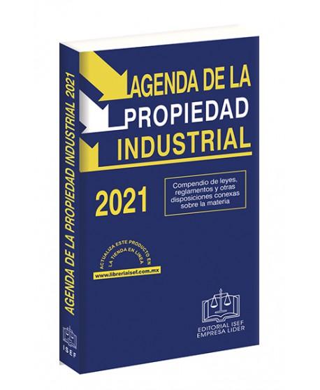 Agenda de la Propiedad Industrial 2021
