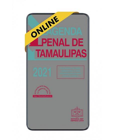 SWF Agenda Penal de Tamaulipas 2021 ULTIMA EDICION ONLINE